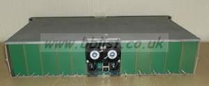 (no cards) Miranda Densite modular 2U rack with PSU