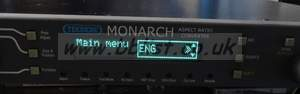 Tekniche (leitch) Monarch SDI aspect ratio converter 4:3 to