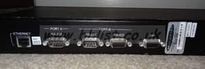 Miranda 1RU RCP-100 controller with ethernet port, network e