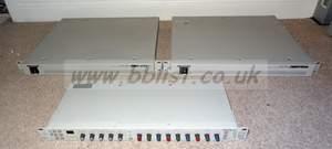 Fora 2 channel SDI standalone colour correctors with remote