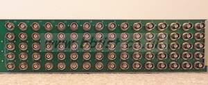 Leitch 2U rack with 16x composite VDAS and dual PSU. (PAL)