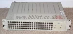 Leitch 2U 6804-1 rack with dual PSU and 9x SDI VDA cards (1