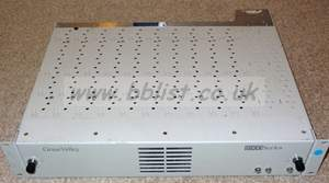 GRASS VALLEY 8900 series SDI VDA rack with 10x SDI VDAs and
