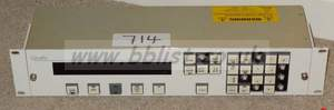 Quartz CP3200 2RU XY panel for routers / matrix