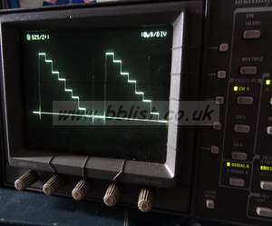 Tektronix WFM601E SDI video waveform and vector scope