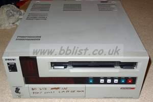 Sony UVW-1800P betacam SP recorder recorder ( low hours) PAL