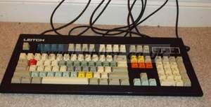 Leitch editing keyboard