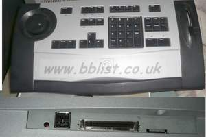 QUANTEL Q (SQ) keyboard/control panel
