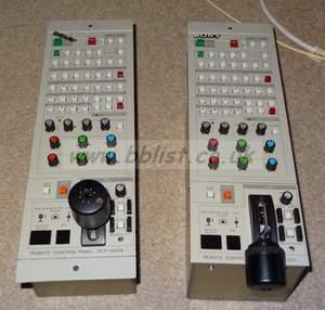 2x Sony RCP 3620a