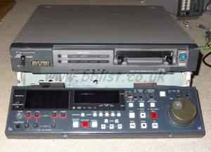 Panasonic AJ-D750E