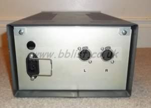 Newbury systems analogue monitor