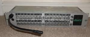 Drake PD-4026 2u Talkback panel