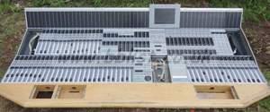 Stagetec Cantus digital sound desk