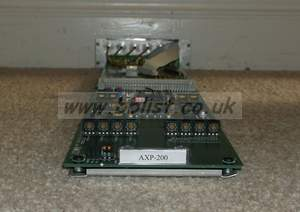 Axon aXP-200 card only