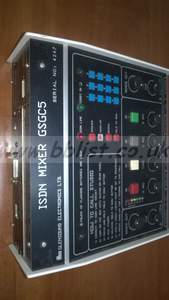 Glensound Audio ISDN mixer