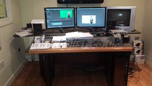 Editing Desk for Sale