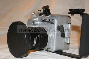 Aquatica A5000 underwater housing
