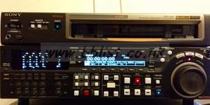 Sony HDCAM HDW-2000 Deck