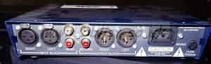Broadcast spec Audio design Propak audiomate (many available