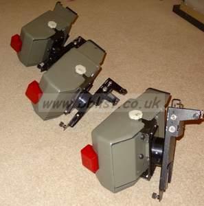 3x Ikegami xvf-154 studio viewfinders