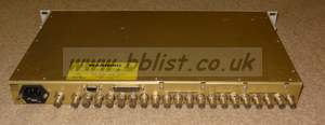 Quartz 16x2 SDI video router (q1602-sv-fu)