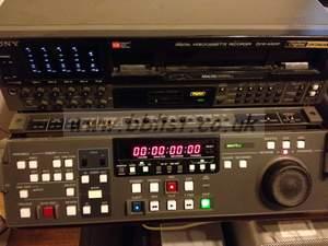 Sony DVW-A500P Deck
