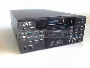 JVC BR-HD50 Pro HD Player Recorder