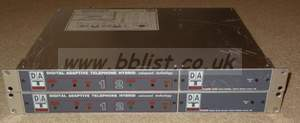 Audix broadcast 1 channel Telephone hybrid interface. DATH (