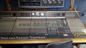 Stagetec Cantus Digital Sound Desk Control Surface With 68 Input Faders. Video Production & Editing 2.3m W Audio For Video