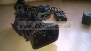 Sony Handycam HVR-V1E Camcorder - Black