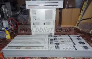 Sony DVS7000 vision mixer