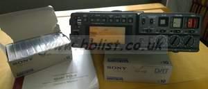 Fostex PD4 DAT recorder