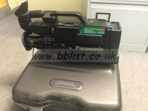 Panasonic VHS M50 Video camera