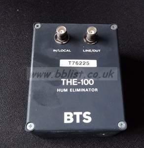 Induct THE-100 hum eliminator