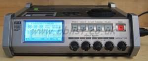 Edirol R-4 4-track recorder