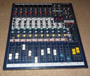 Video Production & Editing Stagetec Cantus Digital Sound Desk Control Surface With 68 Input Faders. 2.3m W Cameras & Photo