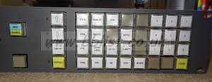 Probel 6276 XY router matrix master panel