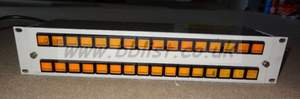 quartz CP2032-32 32 lcd button control panel