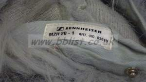 Sennheiser MZH-20-1 Windscreen