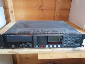 1 x Fostex DV 824 Recorder