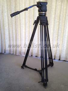 Cartoni Gamma Tripod and Head