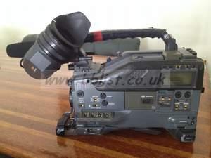 Sony HDW 750P Camera
