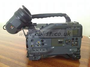 Sony HDW 730 Camera