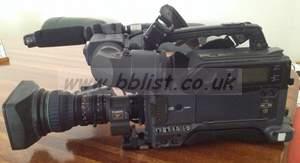 Sony DSR 570WSP Camera