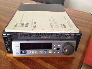 Sony JH3 Tape Deck