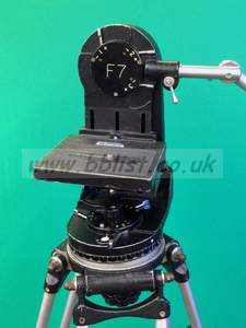 Ronford Baker F7 head and tripods