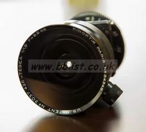 Kinoptik Tegea 9.8 mm