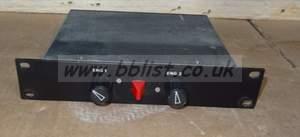 lf rack 2 channel speaker volume control