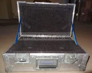 Cripple creek flightcase for VTRS / lenses. (approx 46x30cm)
