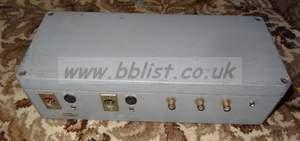 mains to DC 24v converter box